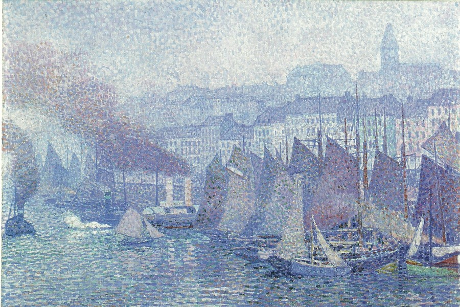 Théo van Rysselberghe. Painter of the Sun